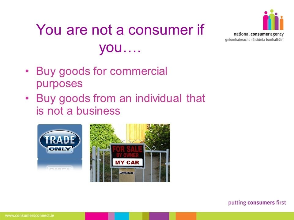 an informed consumer is someone who does what-4