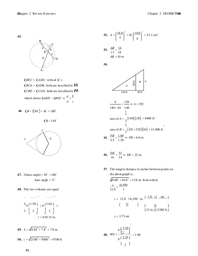 Measure Of Circumscribed angle   Circles   Geometry   Khan