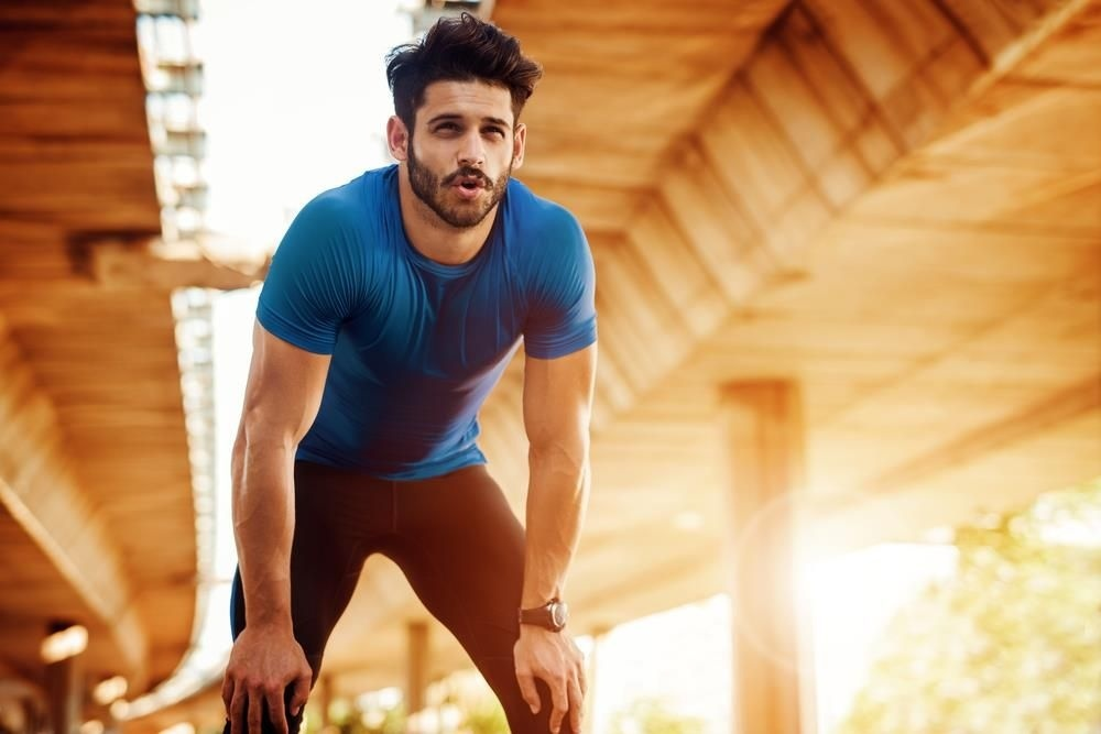 how is perspiration related to recovery after exercise?-1