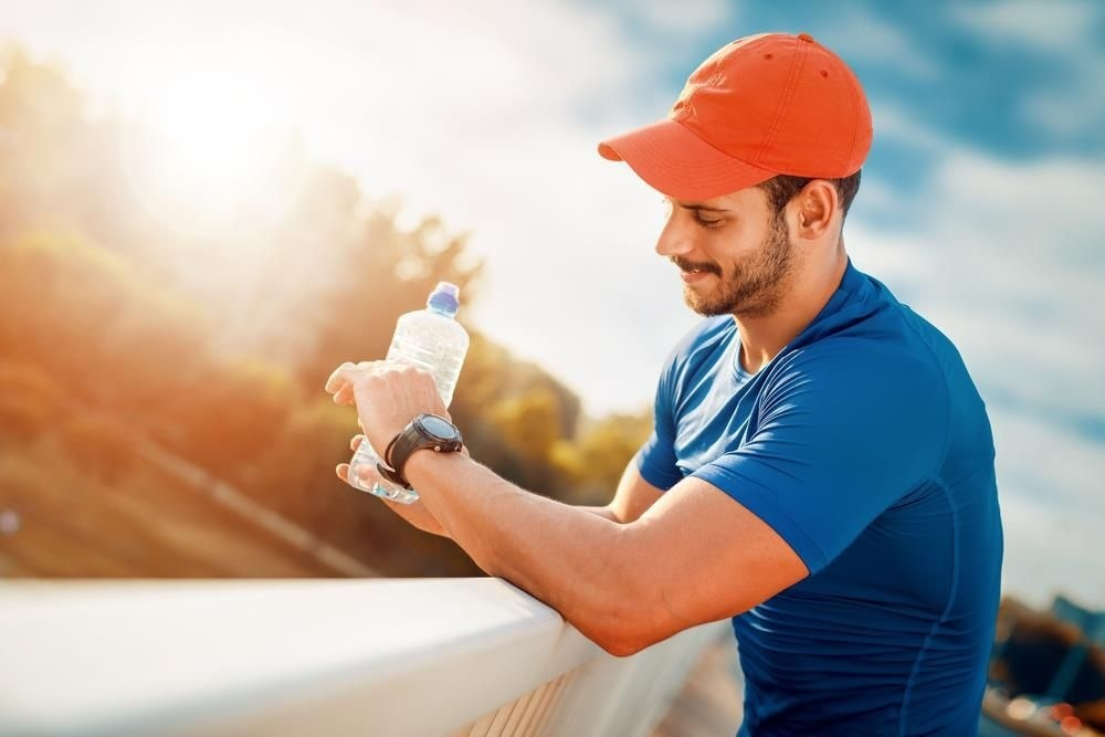 how is perspiration related to recovery after exercise?-3