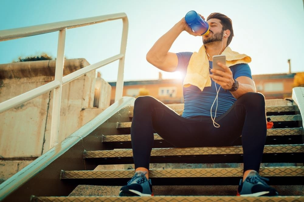 how is perspiration related to recovery after exercise?-4