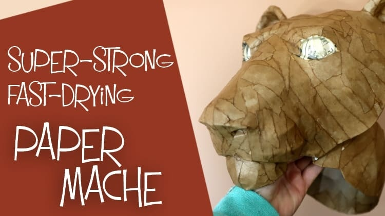 how long does paper mache take to dry-3