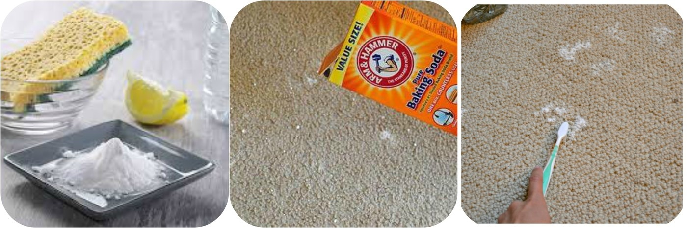 how to get baking soda out of carpet-3