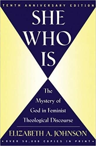 she who is: the mystery of god in feminist theological discourse-0
