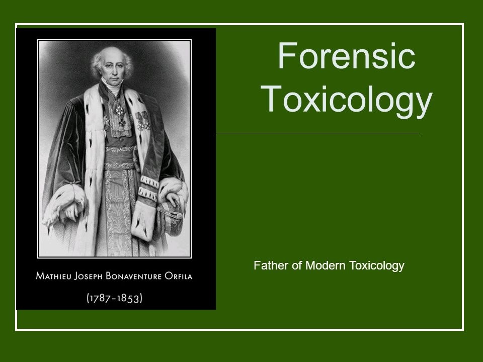 who is known as the father of forensic toxicology-2