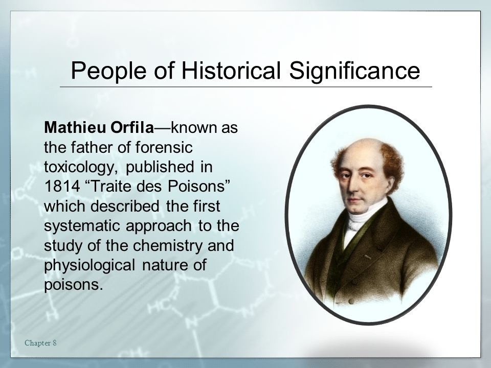 who is known as the father of forensic toxicology-3
