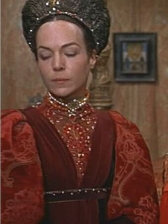 who is lady capulet in romeo and juliet-0