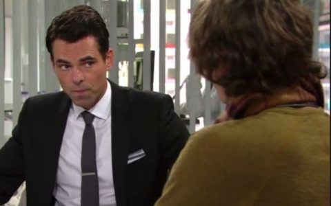 who is reeds father on young and the restless-2