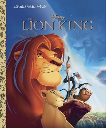 who is the author of the lion king-0
