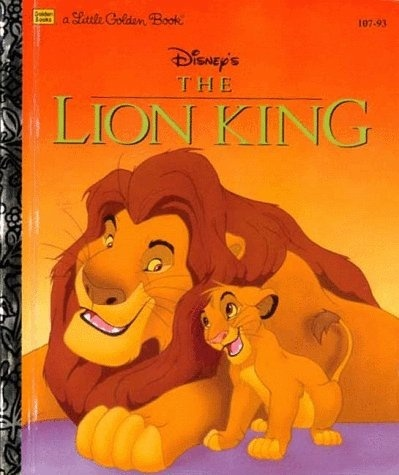 who is the author of the lion king-1