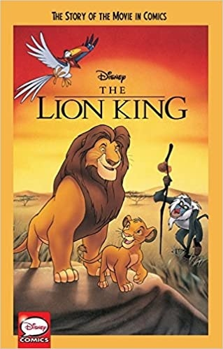 who is the author of the lion king-2