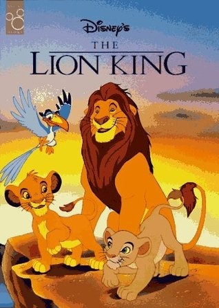 who is the author of the lion king-3