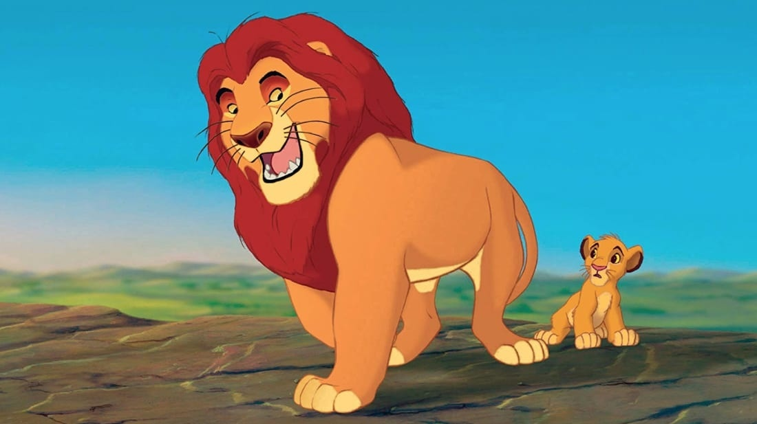 who is the author of the lion king-4