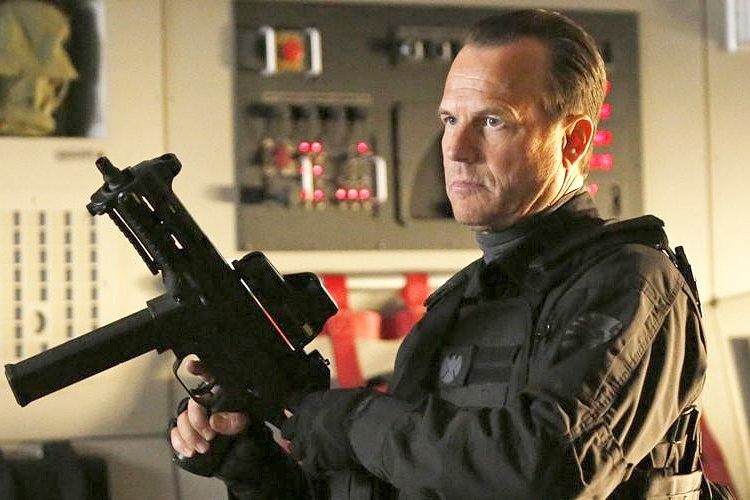 who is the clairvoyant in agents of shield-0