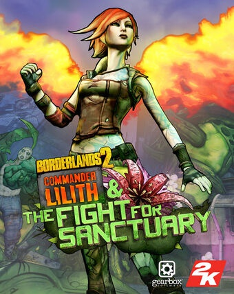 borderlands 2 commander lilith-0