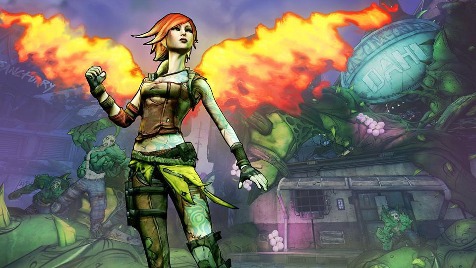 borderlands 2 commander lilith-2