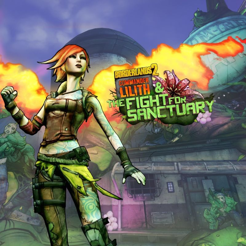 borderlands 2 commander lilith-5
