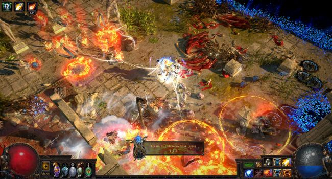 Path of Exile - PC Gameplay 1080p - passionistsisters