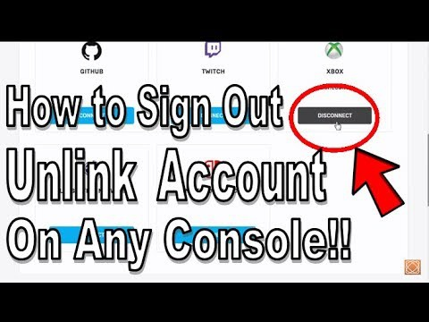 how to unlink xbox account from fortnite-0