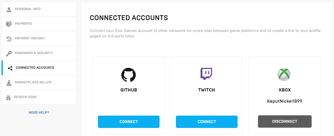 how to unlink xbox account from fortnite-3